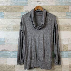Zara Collection Cowl Neck Long Sleeves Top
